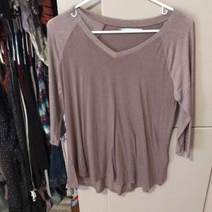 Tops - Maurices 3/4 sleeve shirt